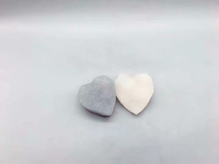 Crystal Cluster Heart