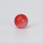 Artificial Red Crystal Sphere S