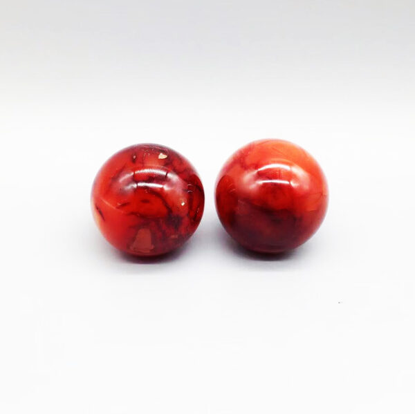 red agate sphere-1